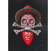 Día de Muertos Photographic Print