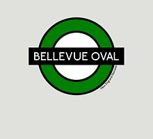Bellevue Oval Tube Station (for coloured shirts) Unisex T-Shirt