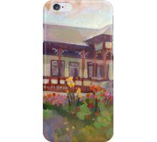 Moldavian House iPhone Case/Skin