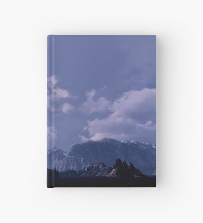 3D Landscape : Sky Fly - Island of Stars Hardcover Journal