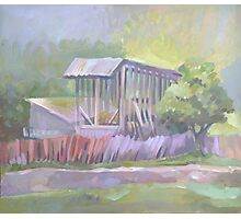 Barn from Agarcia Photographic Print