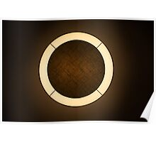 The Round Light Poster