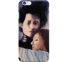 """I Can't"" - Edward Scissorhands iPhone Case/Skin"