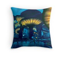 Zangarmarsh Throw Pillow