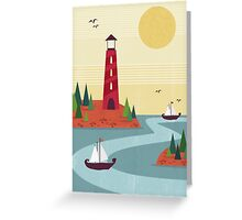 Maritime Greeting Card
