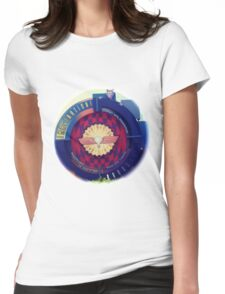 Journey Into Imagination Sign from EPCOT at Walt Disney World Womens Fitted T-Shirt