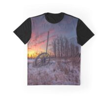 The Wheel Graphic T-Shirt