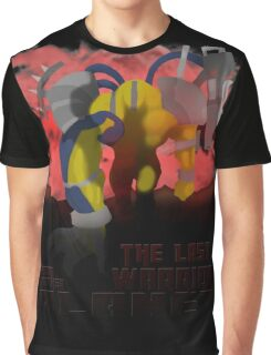 The Last Warrior From Another Planet - Yu-Gi-Oh! Graphic T-Shirt