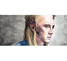 Tolkien: King of the Woodland realm Photographic Print