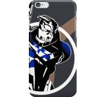 Garrus and Cruiser iPhone Case/Skin
