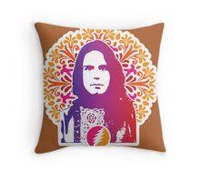 Grateful Dead - Bob Weir Throw Pillow