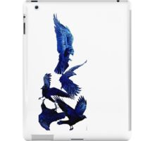 murder on the wind iPad Case/Skin