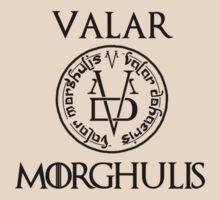 Valar Morghulis by IvaIvanovaART