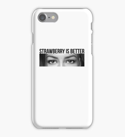 Soda Drama The Kardashians Spoof iPhone Case/Skin
