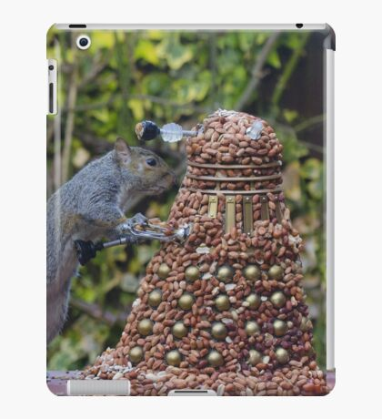 Extermi-Nut! iPad Case/Skin