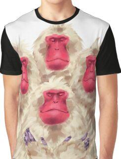Bohemian Monkey Graphic T-Shirt