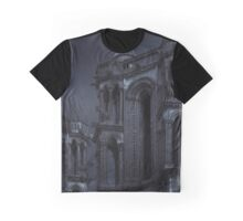 Laon Cathedral Graphic T-Shirt