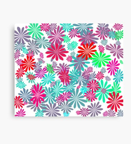 Flower Power II Canvas Print