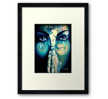 The dreams in which I'm dyin' Framed Print