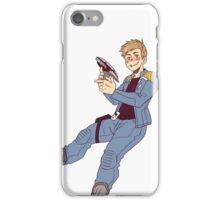 Star Trek - Kirk iPhone Case/Skin