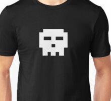 Scott Pilgrim - Pixel Skull Unisex T-Shirt