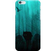 Wolf Pass: Full Moon Zenith iPhone Case/Skin
