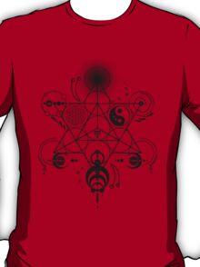 Sacred Crops -Black T-Shirt