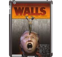 Walls(Trump) iPad Case/Skin