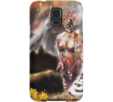 To a Plateau of Green Grass [Digital Fantasy Figure Illustration] Samsung Galaxy Case/Skin