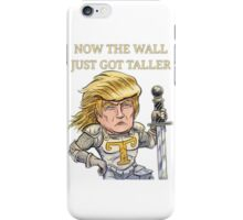Trump Wall iPhone Case/Skin
