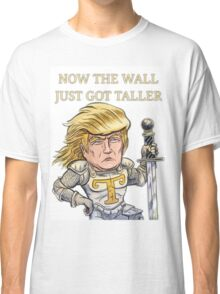 Trump Wall Classic T-Shirt