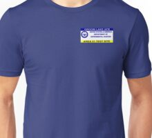 Area 51 Parking Pass Unisex T-Shirt