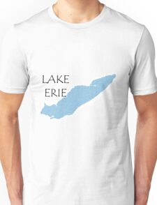 Lake Erie Unisex T-Shirt