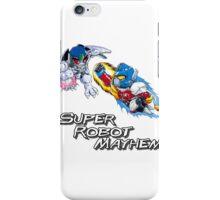 Japanese Beast Wars Optimus Prime vs Megatron iPhone Case/Skin