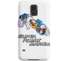 Japanese Beast Wars Optimus Prime vs Megatron Samsung Galaxy Case/Skin