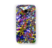 Psychedelic rel Samsung Galaxy Case/Skin