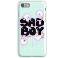 [SAD BOY] iPhone Case/Skin