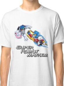 Japanese Beast Wars Optimus Prime vs Megatron Classic T-Shirt
