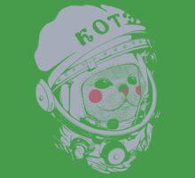 Spaceman cat Baby Tee