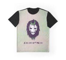 Enchantress - Suicide Squad Graphic T-Shirt