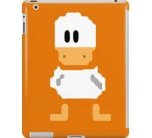 Cute simple Duck iPad Case/Skin