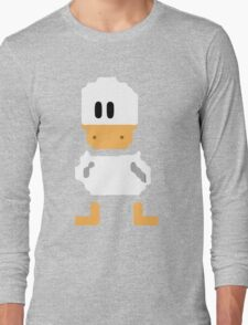 Cute simple Duck Long Sleeve T-Shirt