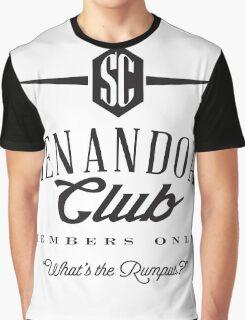 Shenandoah Club Graphic T-Shirt