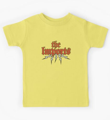 the Imports Kids Tee