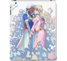 Voltron - Allura & Nia iPad Case/Skin