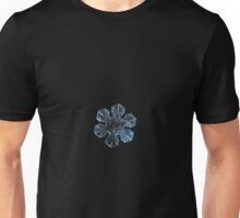 Snowflake photo - The Core 2 Unisex T-Shirt