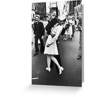VJ Day Times Square Kiss Greeting Card