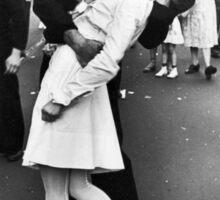 VJ Day Times Square Kiss Sticker