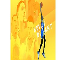 Kevin Durant - Golden State Warriors Photographic Print