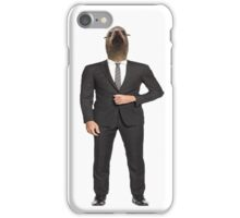 Seal the deal 1 iPhone Case/Skin